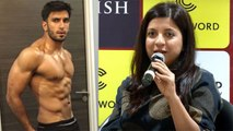 Ranveer Singh shares shirtless picture; Zoya Akhtar makes fun of him | FilmiBeat