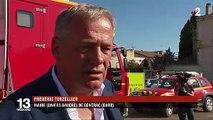 Gard : des incendies fixés, mais les pompiers craignent des reprises