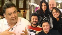 Rishi Kapoor gets emotional on returning India; Here's Why | FilmiBeat