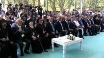 Cumhurbaşkanı Recep Tayyip Erdoğan İstanbul Süryani Kadim Vakfı Mor Efrem Süryani Kadim Ortodoks Kilisesinin temel atma törenine katıldı