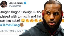 Lebron James REACTS To Ex Cavs GM Claiming He Made Team Miserable! THREATENS The ENTIRE NBA!