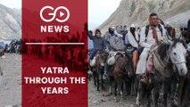 Amarnath Yatra: A Timeline