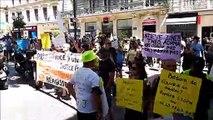 Avignon: environ 200 personnes à la marche en hommage à Steve Maia Caniço