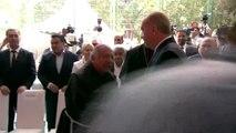 Cumhurbaşkanı Recep Tayyip Erdoğan İstanbul Süryani Kadim Vakfı Mor Efrem Süryani Kadim Ortodoks