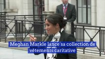 Meghan Markle va lancer sa collection de vêtements caritative
