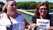 Avignon: ils ont rendu hommage à Steve Maia Caniço