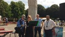 Un concert en breton et en gallois pour la présentation de Dewi