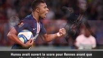 Trophée des Champions - Le PSG renverse Rennes