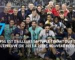 Trophée des Champions - La victoire du PSG en 5 chiffres