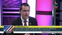Edición Central: Entrevista especial con el canciller Jorge Arreaza