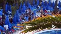 Ces touristes font la course pour avoir la meilleure chaise longue dans cet hôtel des Canaries !