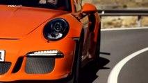 Porsche 911 GT3 RS or Cayman GT4_