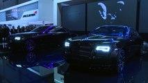 Rolls-Royce Black Badge - World Premiere