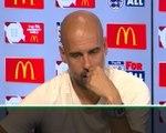 """Man City - Guardiola : """"Je serai plus gentil cette saison"""""""