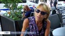 Hommage à Steve : des tensions dans le centre de Nantes