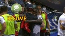 ESTAC Troyes - Clermont Foot (1-2)  - Résumé - (ESTAC-CF63) / 2019-20
