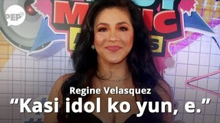 Regine Velasquez, aminadong mayabang dahil dito...