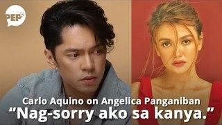 Carlo Aquino sa ALITAN nila ni Angelica Panganiban: