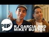 """Mikey Bustos at boyfriend na si RJ Garcia gustong maka-inspire ng iba pang gustong mag-""""come out"""""""