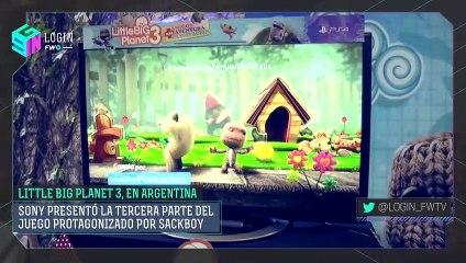 Little Big Planet 3, en Argentina