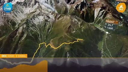 OCC® 2019 3D route preview