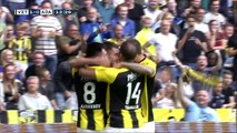 Ajax held to 2-2 draw by Vitesse in first game of Dutch title defence