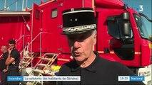 Incendies à Générac : la solidarité s'organise pour soulager les pompiers