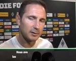 """Chelsea - Lampard : """"Nous ne devons pas concéder ce genre de buts"""""""