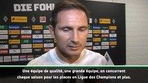 Chelsea - Lampard se prépare à l'ambiance d'Old Trafford