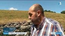 Sécheresse : des restrictions d'eau dans tout le Cantal