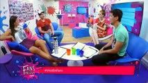 "Vico D´Alessandro: ""Cris Morena te educa"" | Fans en Vivo #155"
