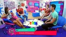 Vico D'Alessandro: ¿Al Bailando 2015? | Fans en Vivo #155
