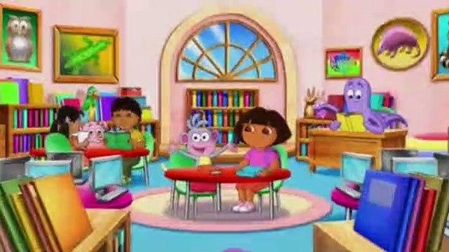 Dora the Explorer Season 7 Episode 16 - Book Explorers