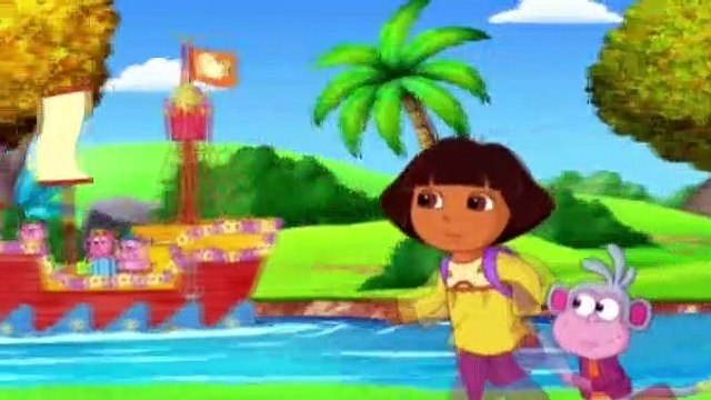 Dora the Explorer S07E15 - Dora's Thanksgiving Day Parade