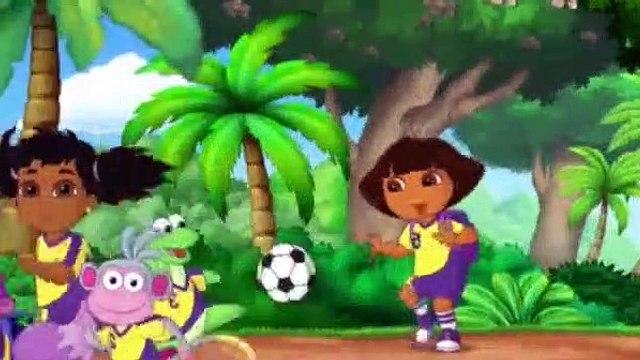 Dora the Explorer Season 8 Episode 1 - Dora and Perrito to the Rescue