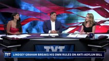 Lindsey Graham Cheats For Trump