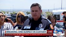 El Paso police have suspect in custody, not looking for anyone else