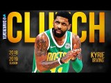 Kyrie Irving CLUTCH Moments Of 2018-19 Season- - FreeDawkins