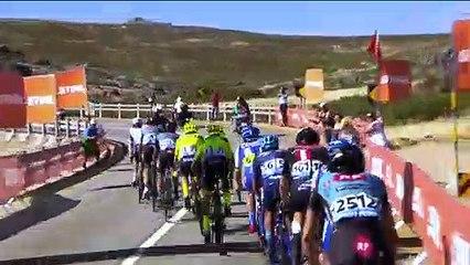 Ciclismo - Momentos da 4º Etapa entre Pampilhosa da Serra e Covilhã (Torre)