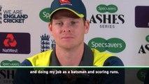 It's not on my radar - Smith on Australia captaincy