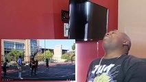 WHITE BOY GOT SKILLS!! - Nerd Plays Basketball In The HOOD Reaction! (BlastphamousHD TV)