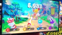 Rabbids Adventure Party - ChinaJoy 2019 Off-Screen Gameplay (A9VG)