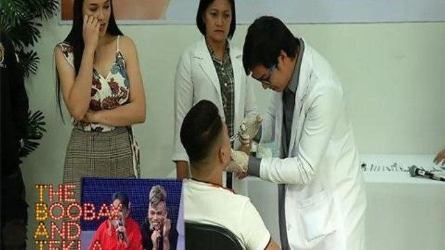TBATS: Yasmien Kurdi, nag-prank sa isang dental mission!
