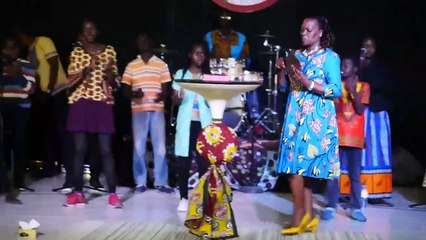 ICC Kitengela Church service