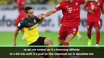 """Transferts - Favre : """"J'espère que Guerreiro va rester à Dortmund"""""""