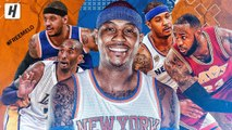 Carmelo Anthony VERY BEST Highlights - Moments with New York Knicks -2014-2017- -FreeMelo