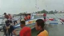 Una treintena de muertos y desaparecidos en tres naufragios en Filipinas