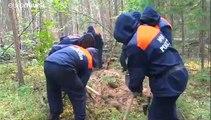 Tres millones de hectáreas arden en Siberia