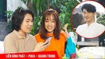 """Liên Bỉnh Phát – Puka – Quang Trung- Cùng MC và bộ đôi cây hài """"rắc muối"""" vào Cà Phê Trưa"""