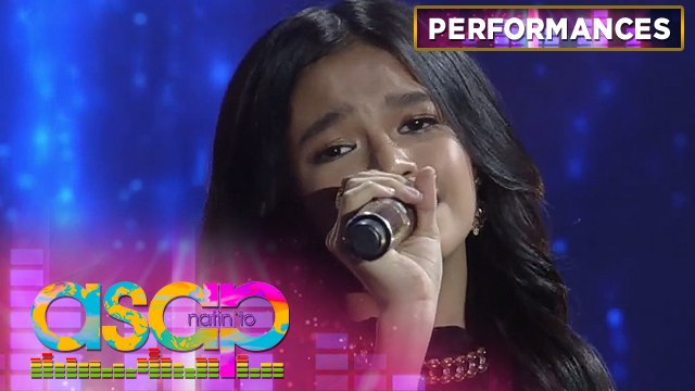 "Idol PH Grand Winner Zephanie belts out ""Isa Pang Araw"" | ASAP Natin 'To"